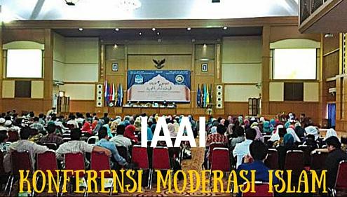 IAAI Gelar Konferensi Internasional Bertema Moderasi Islam