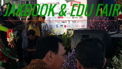 Jakbook dan Edu Fair