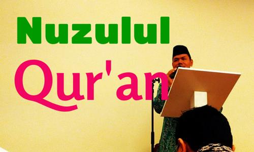 Nuzulul Qur'an