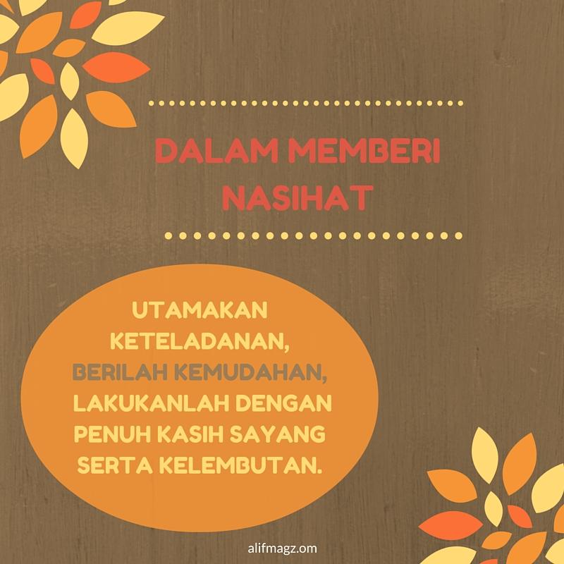 Nasihat 160516