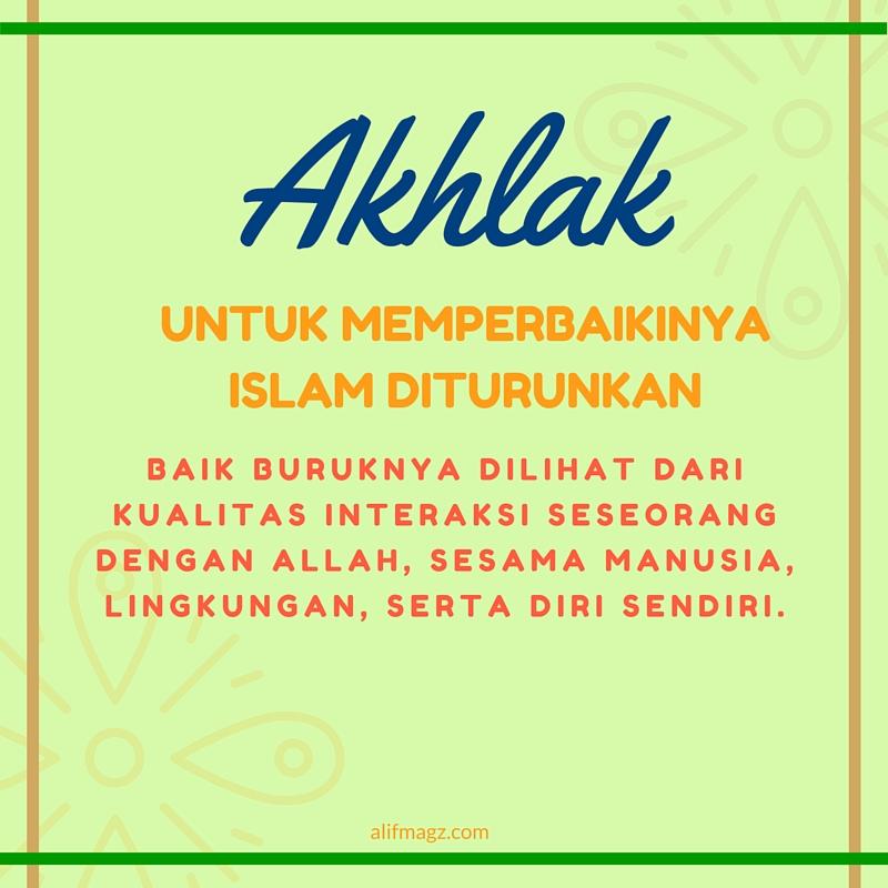 Akhlak 140616
