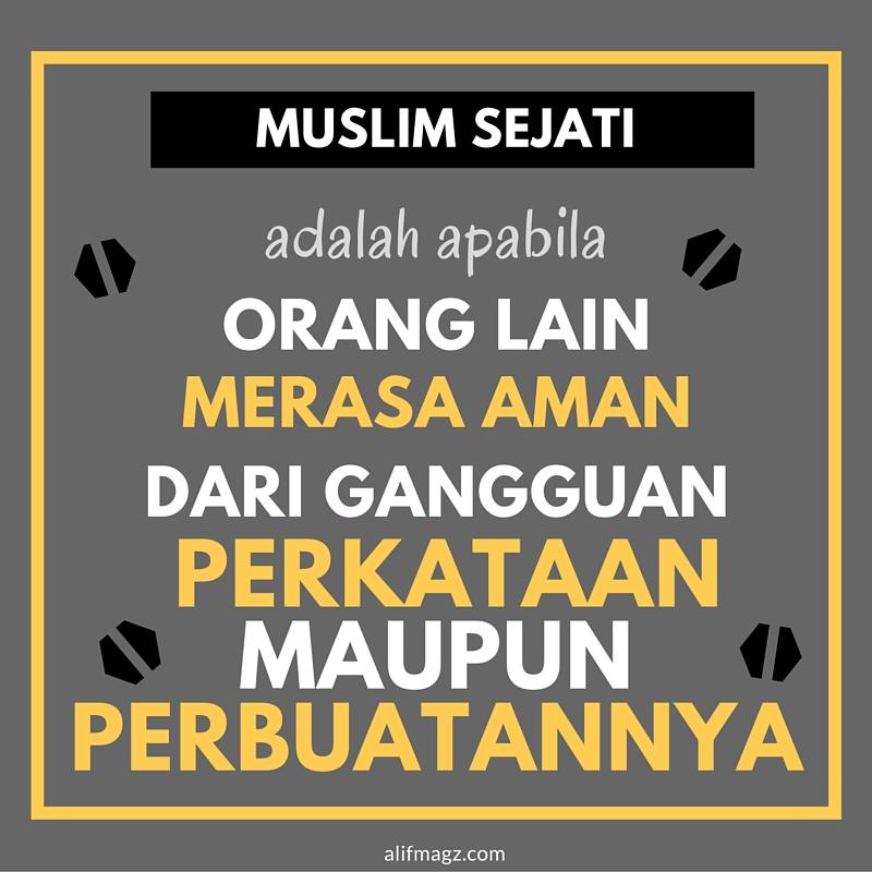 Muslim Sejati 210616
