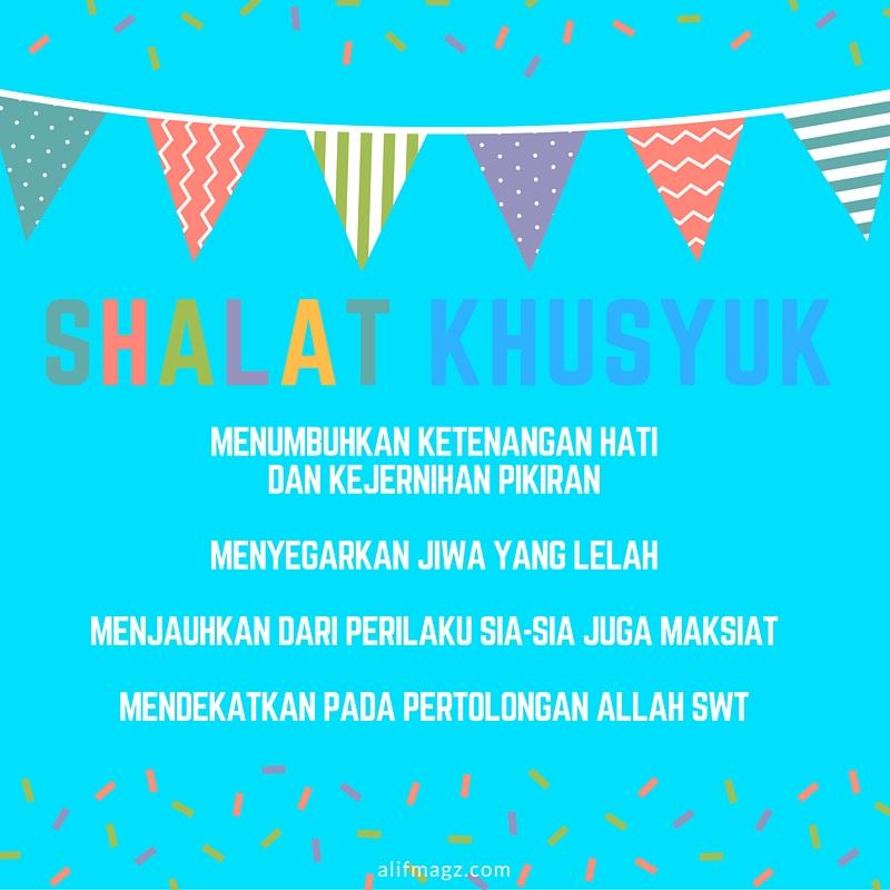 Shalat Khusyuk 170616