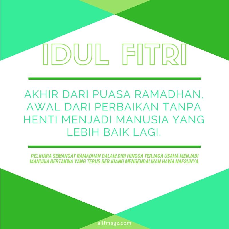Idul Fitri 010716