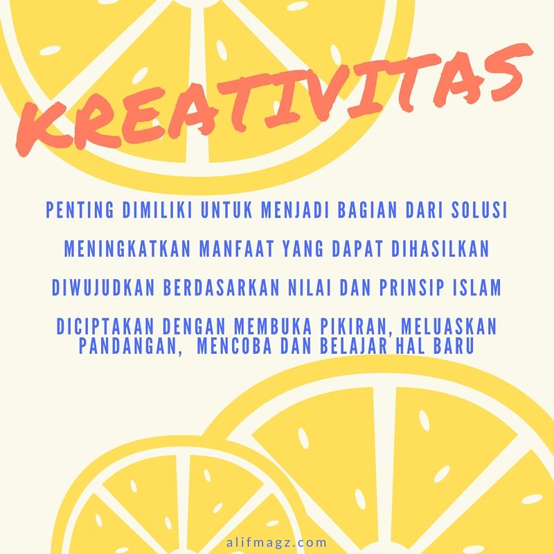 Kreativitas 290616